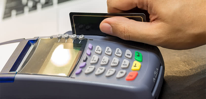 EMV Credit Card Chip Compliance