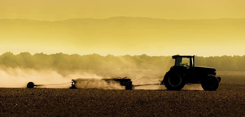 Agriculture Industry Takes Advantage of Equipment Leasing