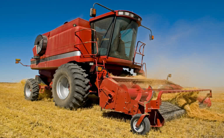 Farm machinery financing