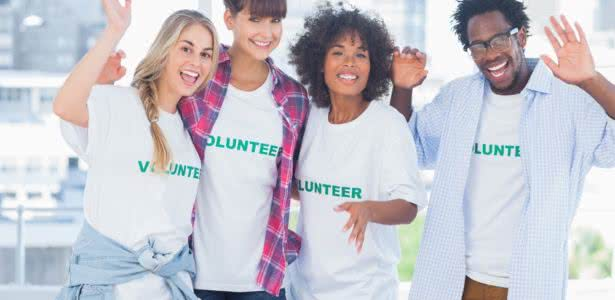 Encourage employee volunteerism