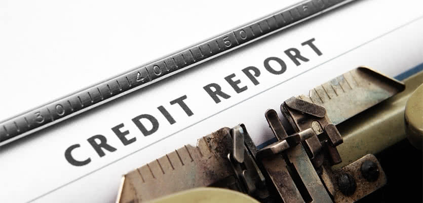 bad credit report