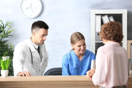 A doctor uses medical practice financing to hire a PA