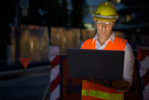 Construction owner learns how to protect his business from cyberattacks