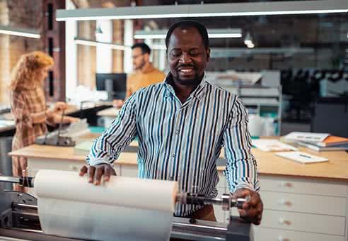 Printer and Printing Equipment Leasing & Financing