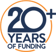 More than 20 years of funding small businesses