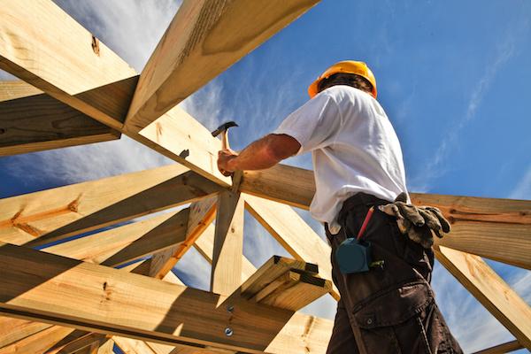 Construction Businesses, Contractors & Hardware Stores