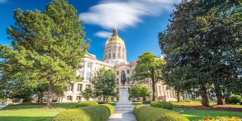 Georgia Small Business Funding - National Funding